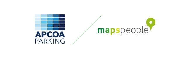 Apcoa+MapsPeople
