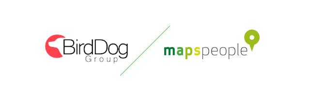 BirdDog+MapsPeople