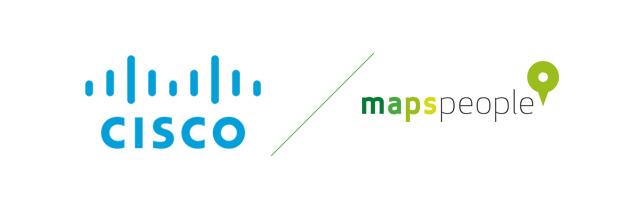 Cisco+MapsPeople