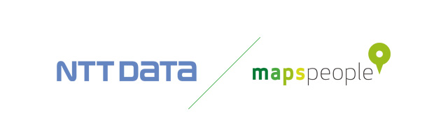 NTT+MapsPeople