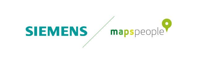 Siemens+MapsPeople
