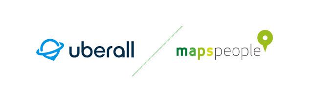 Uberall+MapsPeople