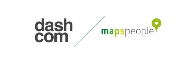 dashcom+MapsPeople