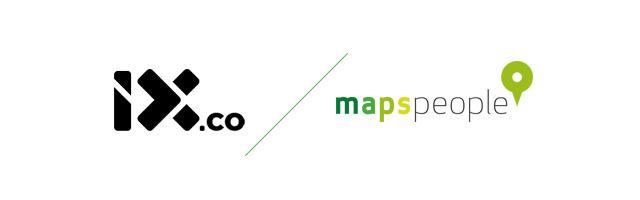iX+MapsPeople